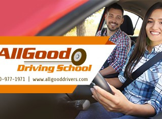 AllGood Driving School - Various Locations, CA