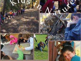 Earth Skills Kids in Nature Program - Frazier Park, CA