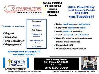 Self Defense/Karate Classes - San Pedro, CA