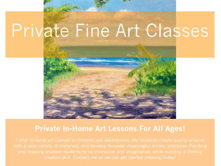 Private Fine Art Classes by Abigail Spector - Agoura Hills, CA