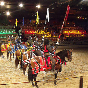 *CLOSED* Medieval Times Dinner and Tournament (Two Dates) - Buena Park, CA