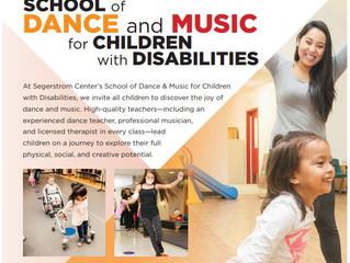 Segerstrom Center's School of Dance & Music for Children with Disabilities - Costa Mesa, CA