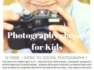 Photography Classes - Tehachapi, CA (website not valid, no other contact information to utilize)
