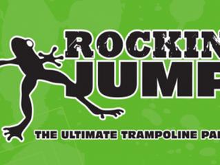 Rockin' Jump Trampoline Park - Santa Maria