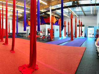 Acrobatic Fitness Classes - Redlands, CA