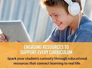 Research Based Curriculum Resources - Online