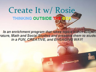 Creative Learning Classes - Lancaster, CA (Facebook page not working, contact for updated info)