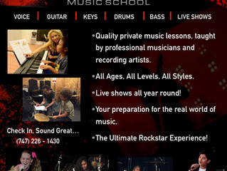 Music School Discount - Canoga Park, CA