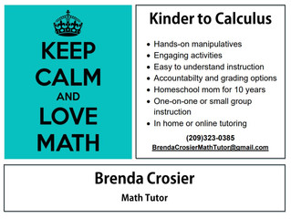 Kinder to Calculus (no website, contact for updated information)