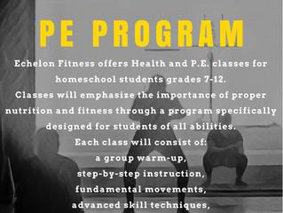 Health & PE Program - Rocklin