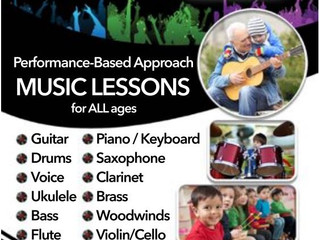 Music Lessons - Riverside, CA