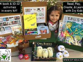 Ivy Kids STEAM Thematic Kits - Virtual