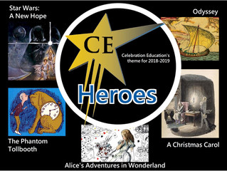 Celebration Education - Various, CA (contact them for updated flyer with current theme)