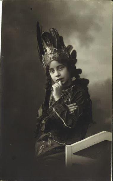 Rakel Steinbock, Purim 1917 viipuri