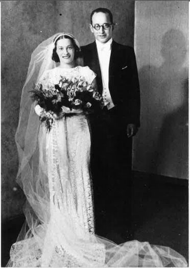Mary Steinbock o.s. Burstein ja Salomon Steinbock (Viipuri)