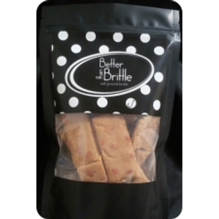 Gourmet Soft Peanut Brittle 8 oz. Bag