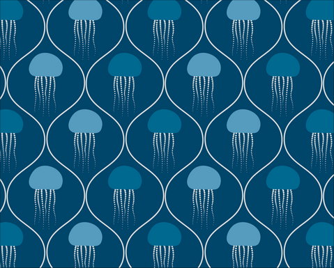Jellyfish Beads