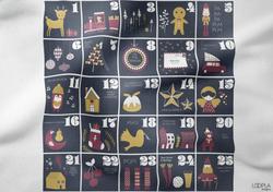 Advent Calendar Mockup