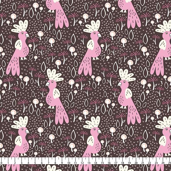 Flamin Galah Fabric