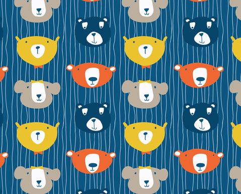 Bear Faces
