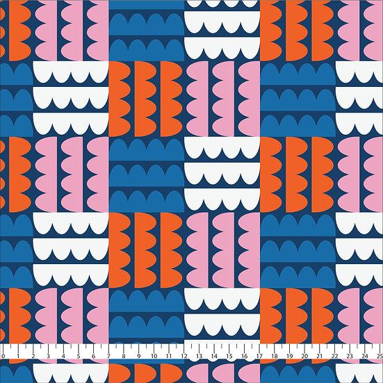 Funky Blobalina Fabric