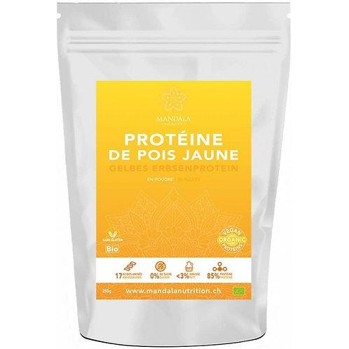 Protéine de pois BIO du Canada