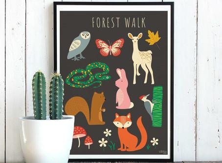 Cute art print downloadable