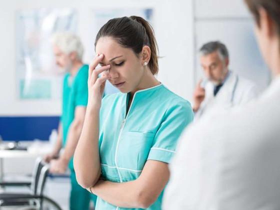 A mes Héros du temps modernes : les infirmières infirmiers et personnel médical