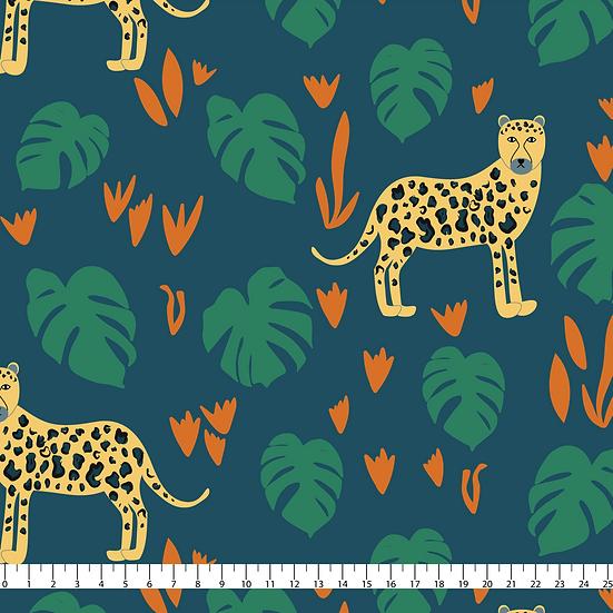 In The Jungle Fabric