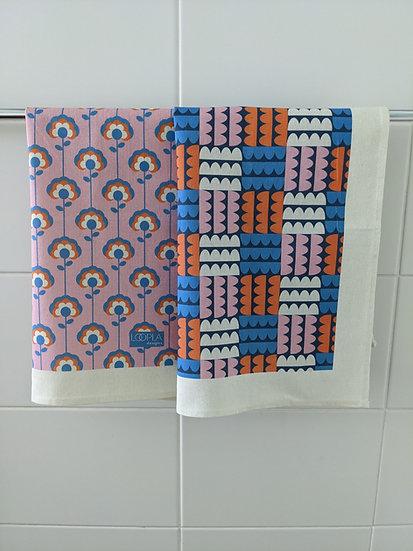 Pinkalicious Printed Tea Towel Bundle