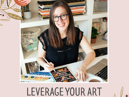 Leverage Your Art Course 2021