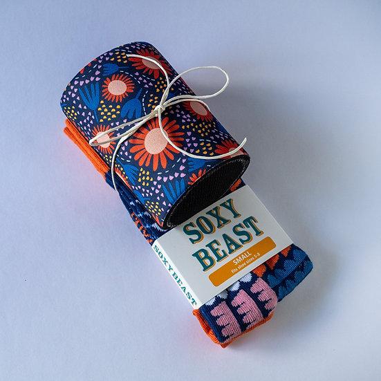 Socks and Stubby Cooler Bundle