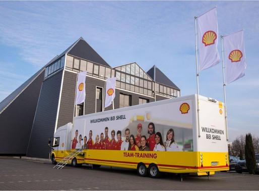 BEEFTEA on Tour – Roadshow für Shell