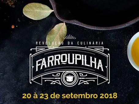 De 20 a 23 de Setembro: Revolução da Culinária Farroupilha no Parador Casa da Montanha!