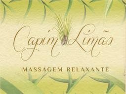 massagem relaxante capim limão Spa L'Occitane