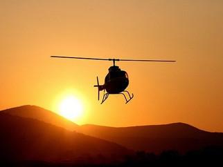 Passeios de Helicóptero em Cambará do Sul