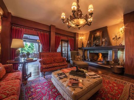 10 motivos para se hospedar no Casa da Montanha neste inverno!