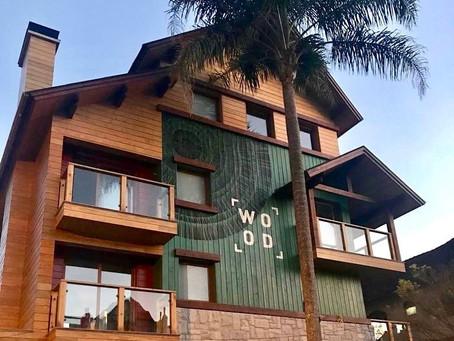 Em outubro será o lançamento do Hotel Wood, o novo empreendimento do Grupo Casa da Montanha!