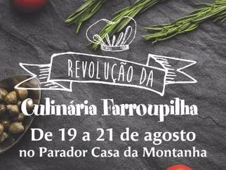 Revolução da Culinária Farroupilha no Parador Casa da Montanha | Agosto