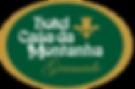 Logotipo Hotel Casa da Montanha em Gramado RS