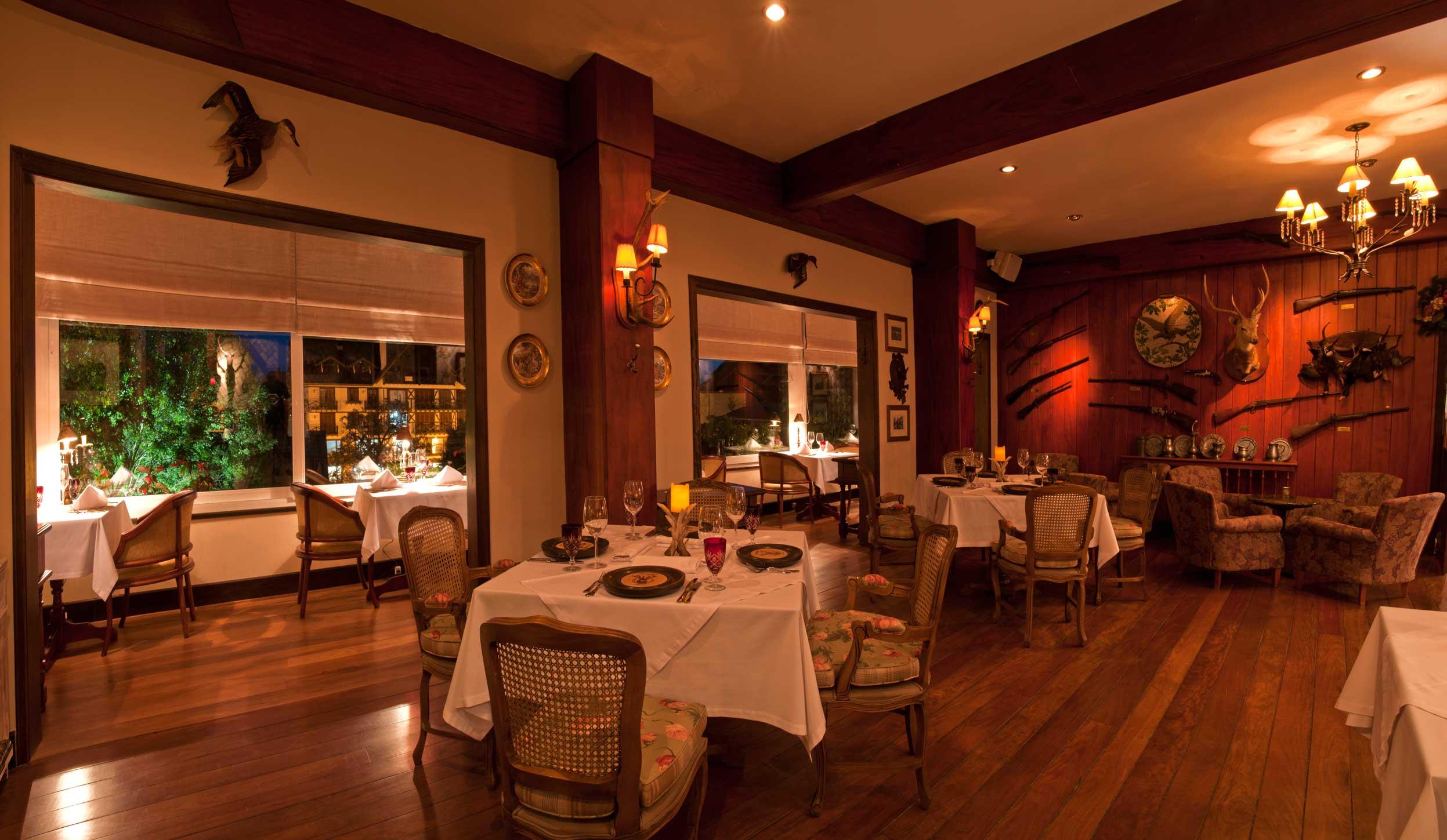 Restaurante em Gramado | La Caceria