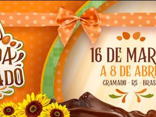 Páscoa em Gramado!
