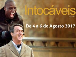 Próximo Cine Gourmet: Intocáveis, de 04 a 06 de agosto! Programe-se!