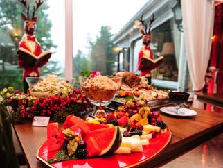 Sua Ceia de Natal no Casa da Montanha!