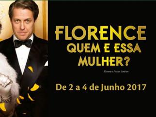 Próximo Cine Gourmet: Florence Quem é essa Mulher? De 2 a 4 de junho.