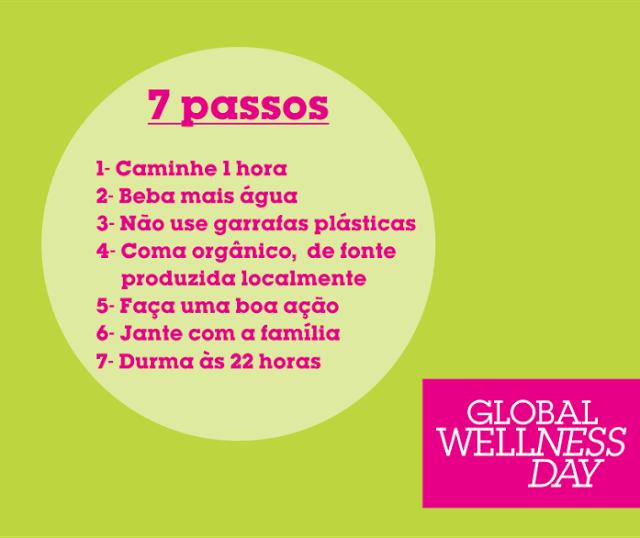 Dia Global do Bem-Estar 2017