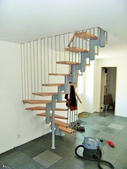 Montage escalier Guérande
