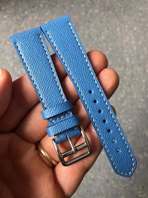 Light Blue Saffiano