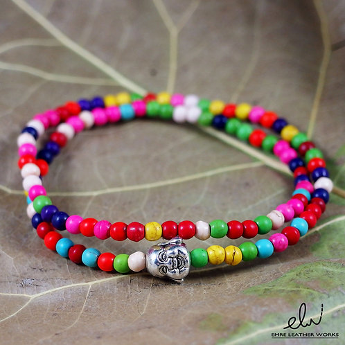 Rainbow Howlite