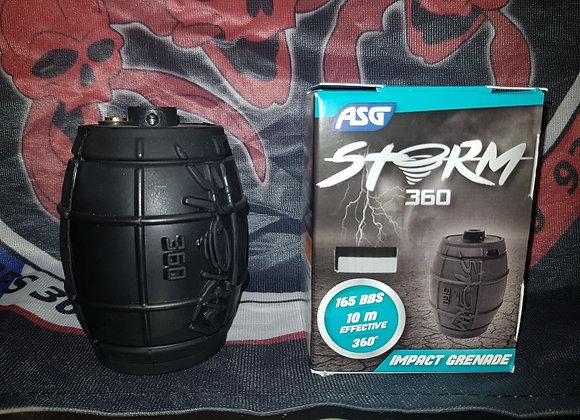 ASG STORM 360 Noir